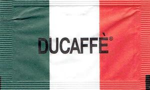Ducaffè (cores da bandeira Italiana - papel baço)