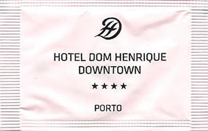Hotel Dom Henrique Downtow - Porto