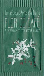 Flor de Café (verde - papel baço)