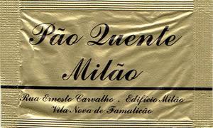 Pão Quente Milão (dourado)