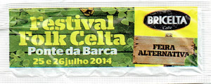 Festival Folk Celta - Ponte da Barca - 2014