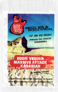 Super Bock Super Rock - Meco 2014