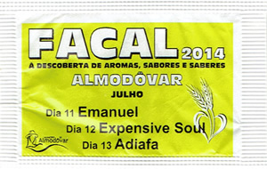 Almodôvar - FACAL 2014