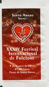 XXXIV Festival Internacional de Folclore - Sousel