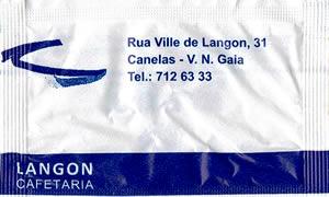 Langon Cafetaria (Azul)