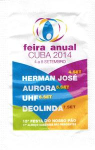 Feira Anual de Cuba 2014