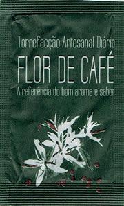 Flor de Café (verde escuro - papel baço)
