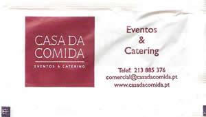 Casa da Comida - Eventos & Catering