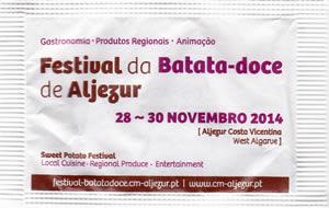 Festival da Batata-Doce - Aljezur 2014
