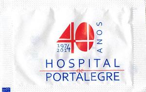 Hospital de Portalegre - 40 Anos