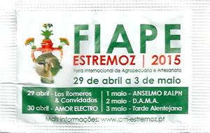 FIAPE 2015 - Estremoz