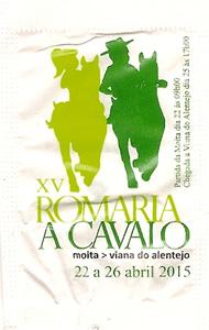 XV Romaria a Cavalo - Moita