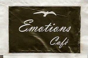 Emotions Café (preto - sugapack)