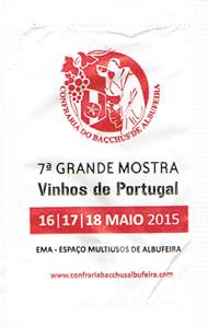 7ª Grande Mostra Vinhos de Portugal