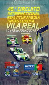 Caffècel - 45 º Circuito Internacional Vila Real