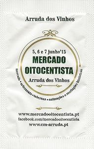 Mercado Oitocentista - Arruda dos Vinhos - 2015