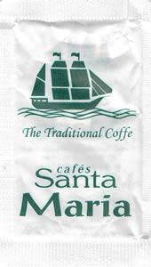 Cafés Santa Maria ( Verde )