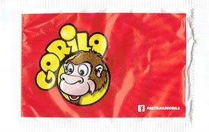 Pastilhas Gorila