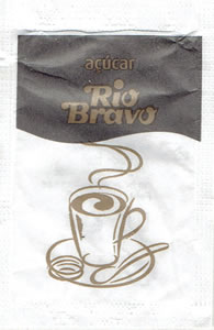 Rio Bravo ( Preto/Dourado )