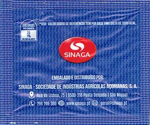 Sinaga - Açúcar Granulado Branco (var. B)