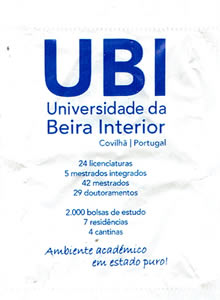 UBI - Universidade da Beira Interior