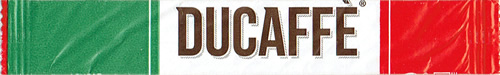 Ducaffè (cores da bandeira Italiana) - Stick