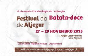 Festival da Batata-Doce - Aljezur 2015