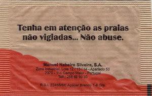 Silveira Papel Pardo (Erro . Duplo Verso)
