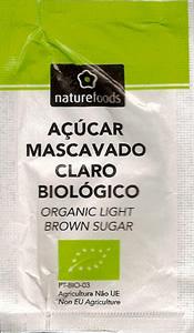 naturefoods - Açúcar Mascavado Claro Biológico