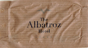 The Albatroz Hotel (Papel Pardo)