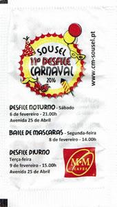Sousel - 11º Desfile Carnaval - 2016