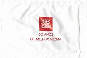 Cafés Lisboa - 60 Anos do melhor Aroma
