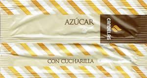 Candelas - Pacote Azúcar con cucharilla