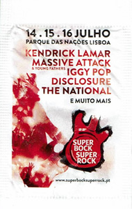 Super Bock Super Rock 2016
