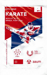 10TH WUC KARATE - Braga