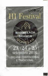 III Festival Marmelada Branca - Odivelas