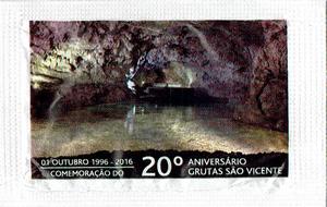 20º  Aniversário - Grutas São Vicente