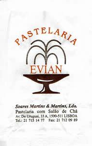 Pastelaria Evian (2016)