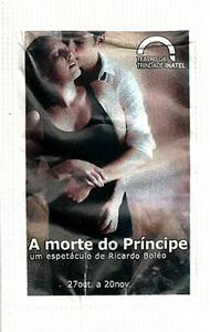 A morte do Príncipe - Teatro da Trindade Inatel