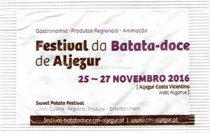 Festival da Batata-Doce - Aljezur 2016