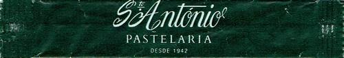 Sto. António Pastelaria - Stick ( 110 x 19 mm )