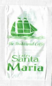 Cafés Santa Maria ( Verde Claro )