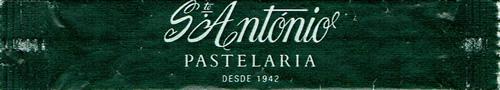 Sto. António Pastelaria - Stick ( 105 x 19 mm )