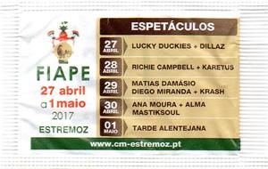 FIAPE 2017 - Estremoz