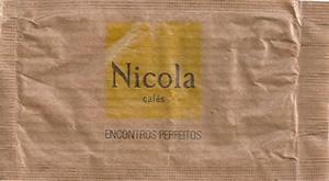 Nicola Encontros Perfeitos (Demerara - IV)