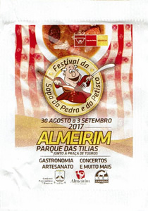 Festival de Sopa da Pedra e do Petisco - Almeirim 2017