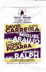 Feira Anual de Cuba 2017