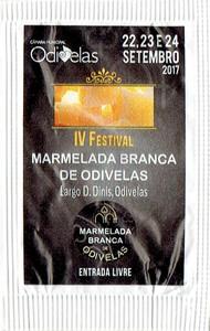 IV Festival Marmelada Branca - Odivelas