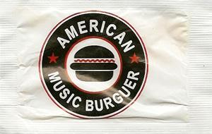 American Music Burguer - 2017