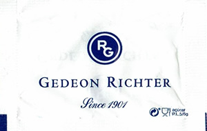 Gedeon Richter - Since 1901